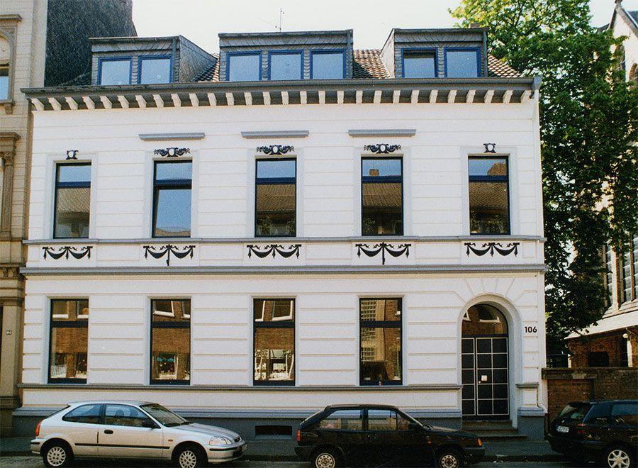 Jugendhaus in der Mariannenstraße