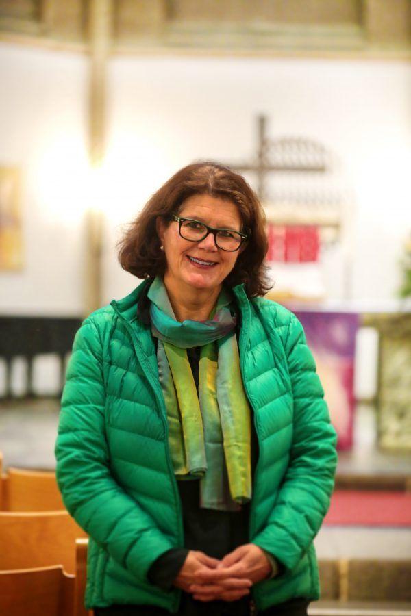 Pfarrerin Sylvia Pleger